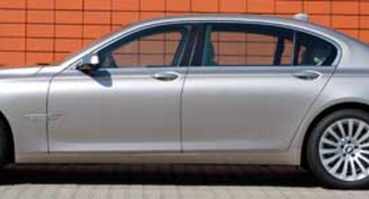 7er BMW: Zurück zur Eleganz