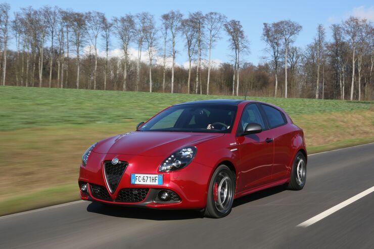 Alfa Romeo Giulietta 1.6 Multijet TCT
