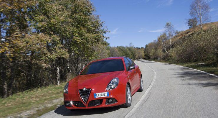 Alfa Romeo Giulietta Turismo 2.0 JTDM
