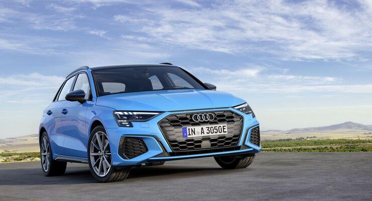 Audi A3 Sportback g-tron 2016