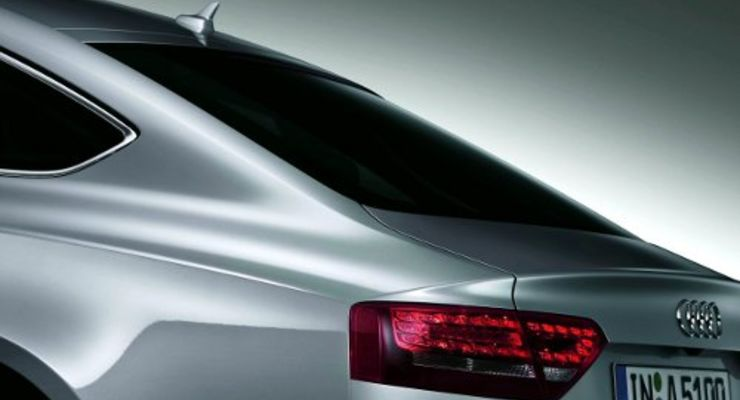 Audi A5 Sportback kommt Mitte 2010