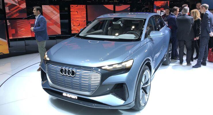 Audi Q4 E-Tron 2020