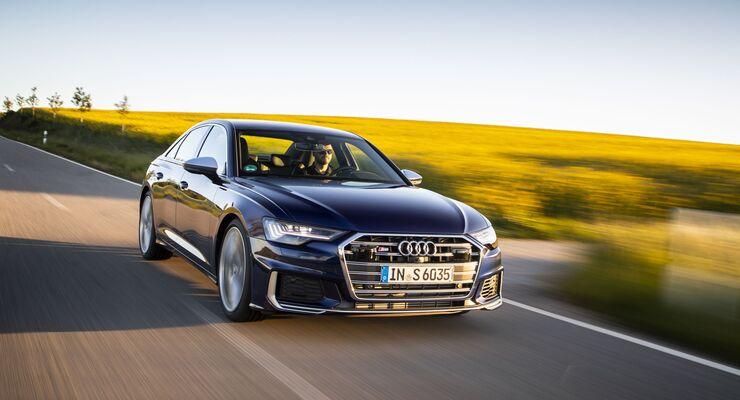 Audi S6 TDI 2019