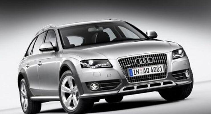 Audi bringt den A4 Allroad Quattro