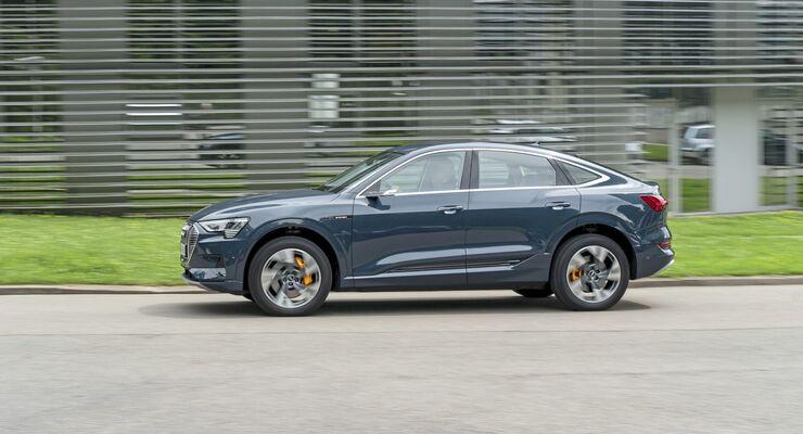Audi e-Tron Sportback 2021