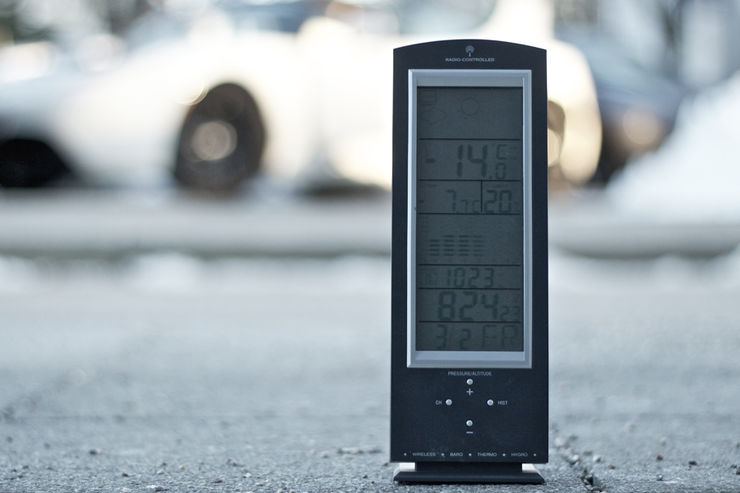 Außentermometer