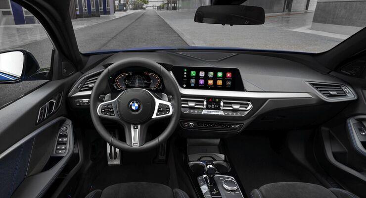 Bmw 1er 2019 Frontantrieb Im Kompakten Firmenauto