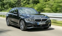 BMW 330e M, Plug-in Hybrid, Limousine