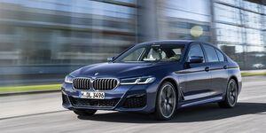 BMW 5er 2020