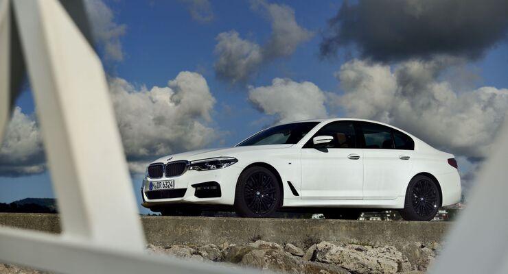 BMW 5er Fünfer 2017