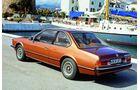 BMW 6er als Oldtimer