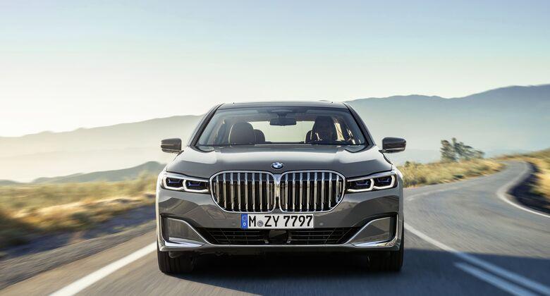 BMW 7er 2019
