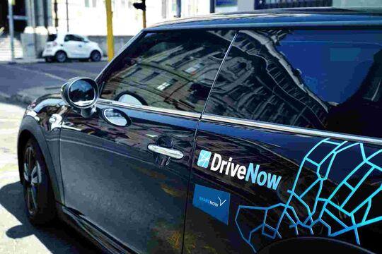 BMW Daimler Share Now