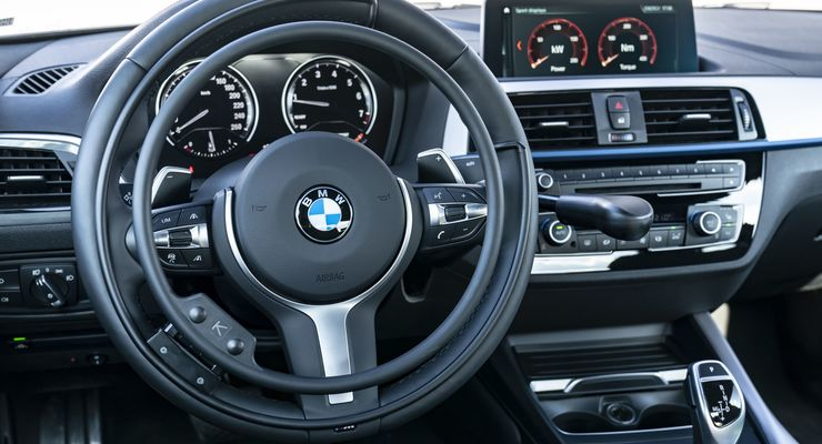 BMW Fahrsicherheitstraining 2021, eingeschränkte Mobilität