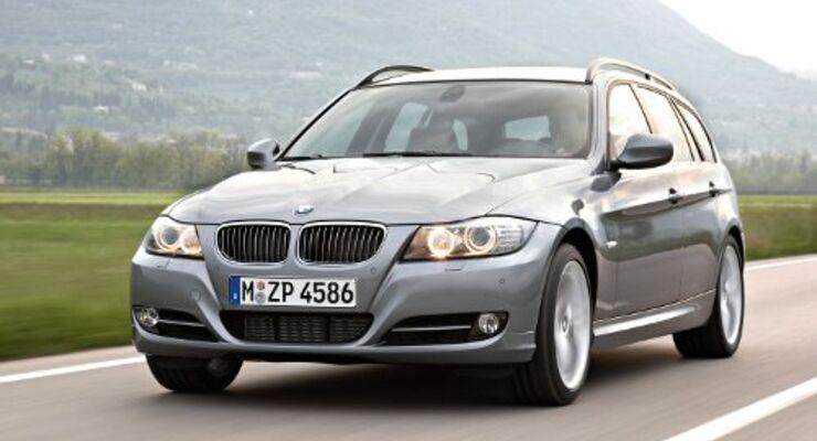 BMW: Sparsam im Verbrauch