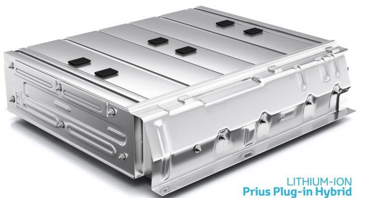 Batterie Forschung Kooperation BMW Toyota