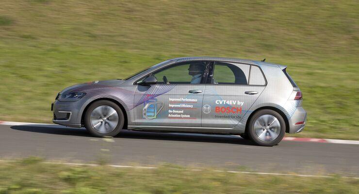 Bosch CVT-Getriebe 2021