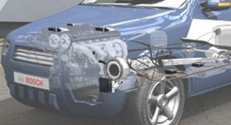 Bosch: Elektromotoren sind die Zukunft