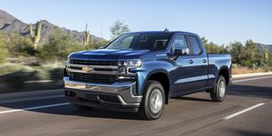 Chevrolet Silverado Turbo 2019