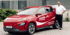 Coca-Cola Hans-Jürgen Tost. 2021
