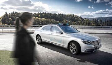 CooperativeCar Mercedes Benz