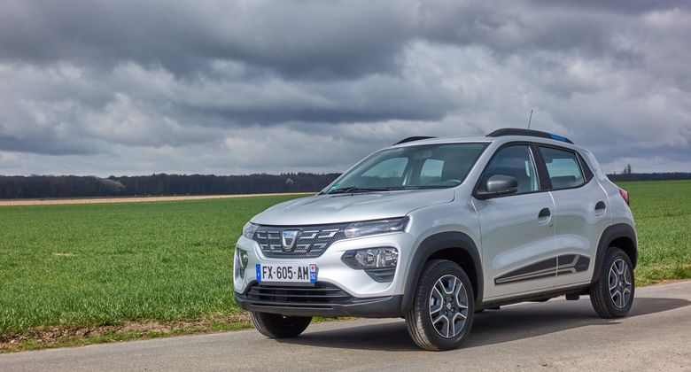 Dacia Spring Elektro 2021