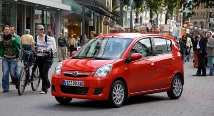 Daihatsu beendet Europa Vertrieb