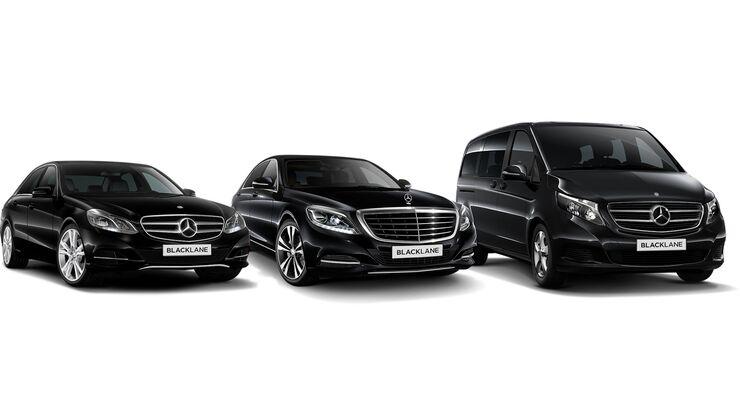 Daimler baut Beteiligung am professionellen Fahrdienst Blacklane aus