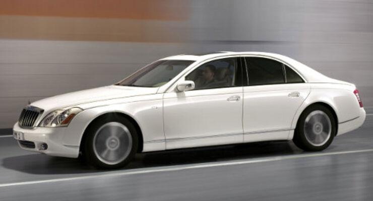 Daimler will weiter Maybachs bauen