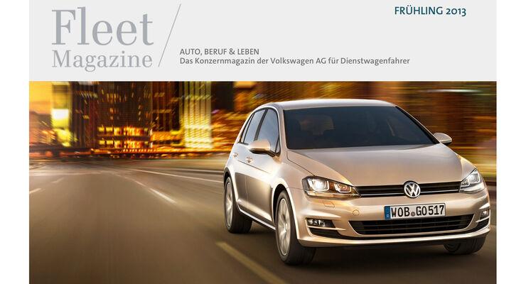 Das VW Fleet Magazine ist jetzt digital im App Store erhältlich