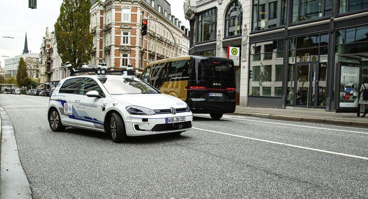 Das autonome Fahren kommt - es fragt sich nur, wann
