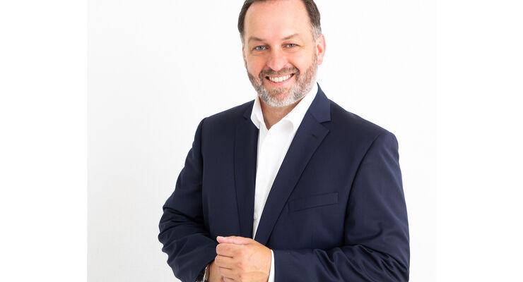 Dennis Müller, Leiter Fleet & Business, Jaguar Land Rover