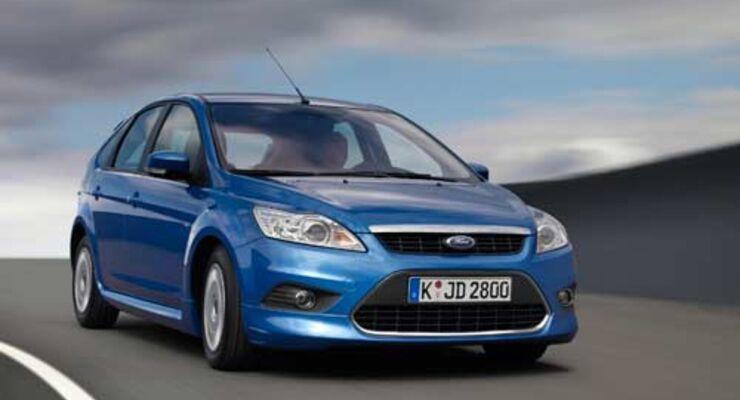 Der Ford Focus ECOnetic verbraucht 4,3 Liter auf 100 Kilometer und hat einen CO2-Wert von 115 g/km