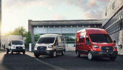 Der neue Ford E-Transit