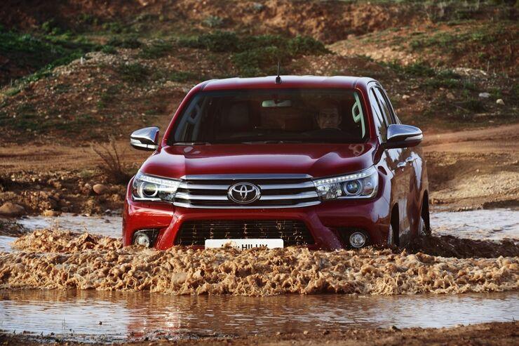 Der neue Toyota Hilux