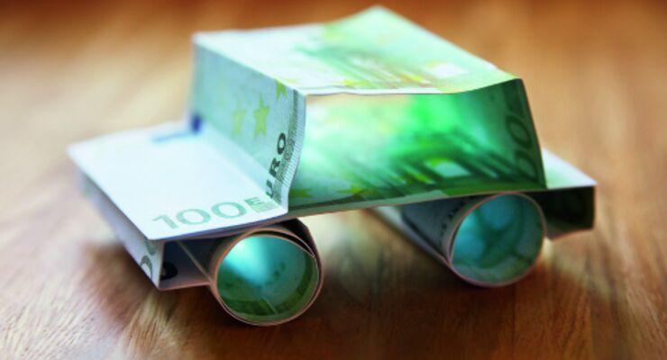 Deutsche lassen sich Neuwagen etwas kosten