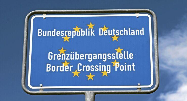 Eu-Grenzübergangsstelle