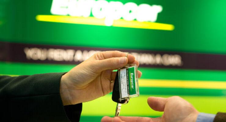 Firmenauto Europcar Angebot Für Budget Kunden Firmenauto