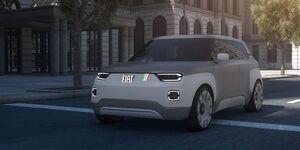 Fiat Concept Centoventi 2019