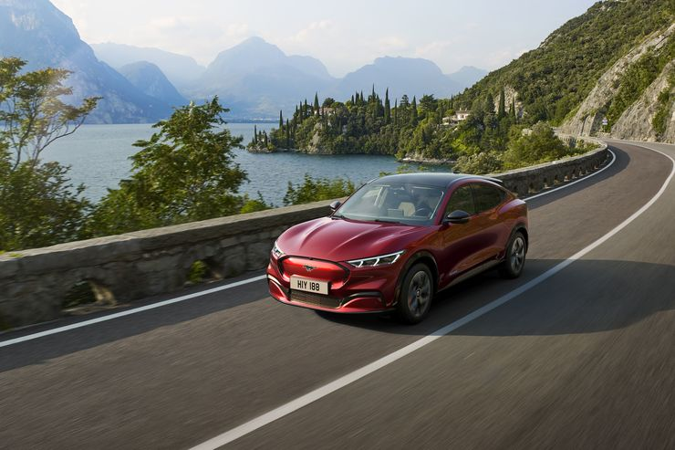 Ford Mustang Mach-e 2019