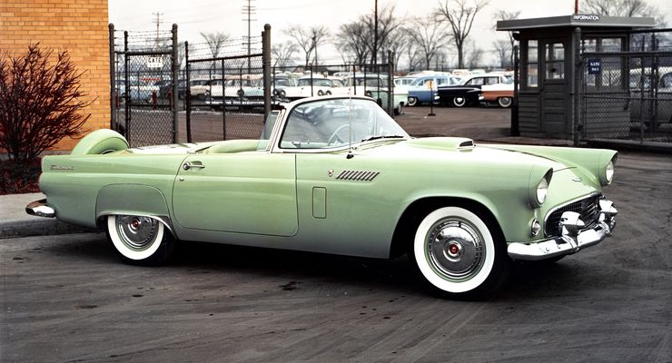Ford US Thunderbird