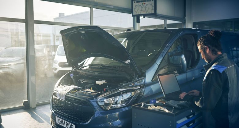 Ford Werkstatt 2021