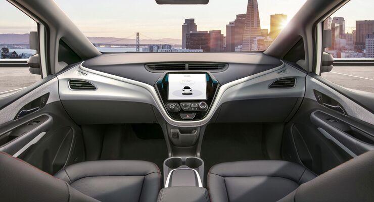 General Motors Robotertaxidienst