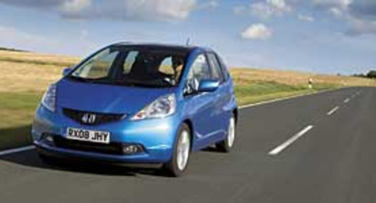 Honda Jazz reloaded