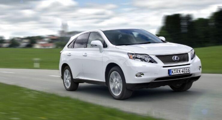 Hybrid-Autos legen zu