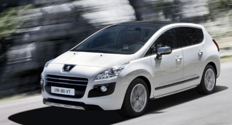 Hybrid: BMW und PSA arbeiten zusammen