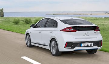 Hyundai Ionic Elektro 2016