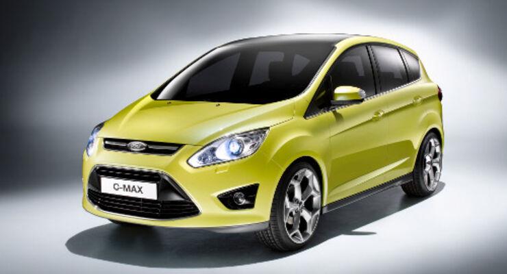 IAA: Ford zeigt neuen C-Max