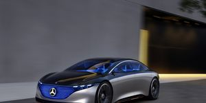 IAA: Mercedes EQS