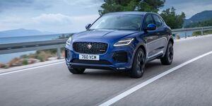 Jaguar 4-Pace 2021